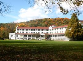 Shawnee Inn and Golf Resort, Shawnee on Delaware