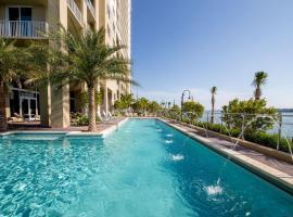 Mare Azur Miami Luxury Apartments by Grand Bay, Miami