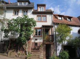 Historisches Ferienhaus Veste Dilsberg