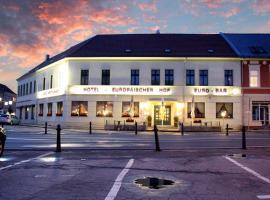 Hotel Europäischer Hof, Elsterwerda (Dobra yakınında)