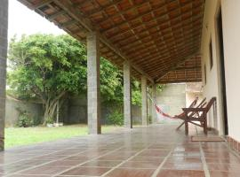 Casa Chapéu do Sol, São João da Barra (Viana yakınında)