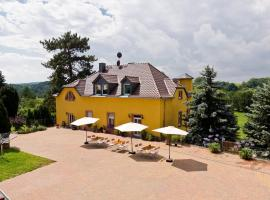 Pension Kroppental, Schönburg (Wethau yakınında)