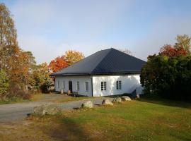 Bjärkas Golf & Country Club, Nivelax