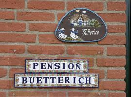 Pension Bütterich, Husum