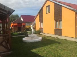 Agrousadba Tsarskoe Selo, Nyasvizh (Kachanovichi yakınında)