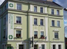 Penzion Green Star, Ústí nad Labem