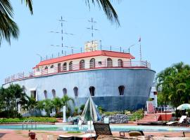 The Byke Old Anchor - A Beach Front Resort