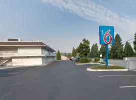 Motel 6 Weed - Mount Shasta, Уид