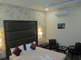Hotel Surya Palace, Durg