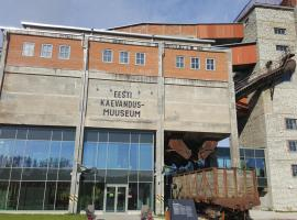 Kaevandusmuuseumi Hostel, Maidla (Püssi yakınında)