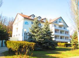 Hotel Chayka, Mariupol'