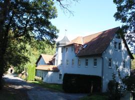 Hotel Waldhaus, Römhild (Trostadt yakınında)