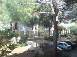 Casa El Parque, Almagro (Granátula de Calatrava yakınında)
