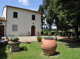Villa La Tinaia, Pontassieve