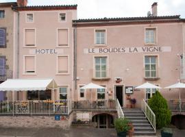 Le Boudes la vigne, Boudes (рядом с городом Antoingt)