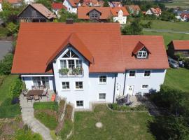 Ferienwohnung Familie Fellner, Neualbenreuth (Wondreb yakınında)