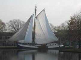De Vrouw Dina, Leiden