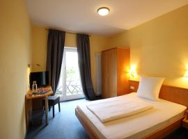 Hotel Berghof, Albersweiler (Ramberg yakınında)