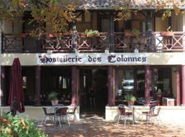 Hostellerie des Colonnes, La Force (Near Prigonrieux)