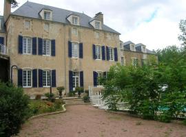 Le Domaine de Rochefort, Dissangis (рядом с городом Marmeaux)