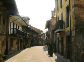 Apartamentos Rurales La Villa de Piedra, Картес (рядом с городом Viérnoles)