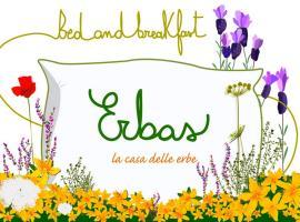 Erbas Bed and Breakfast, Nuoro (Lollove yakınında)