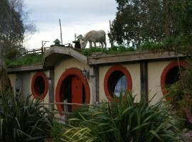 Woodlyn Park Motel, Waitomo Caves