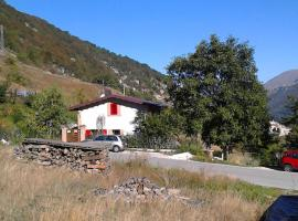 Villa Colarossi, Scanno