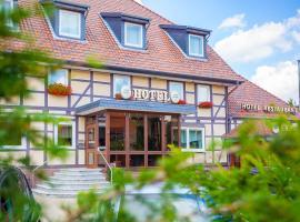 Hotel & Restaurant Ernst, Giesen (Harsum yakınında)
