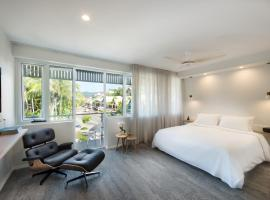 Heart Hotel and Gallery Whitsundays, Эйрли-Бич