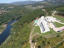 Monte Prado Hotel & Spa, Melgaço (Ribera yakınında)