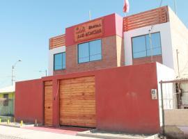 Hostal Las Acacias, Arica (Poconchile yakınında)