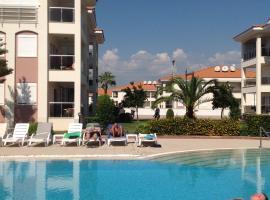 Apartment Side Antalya