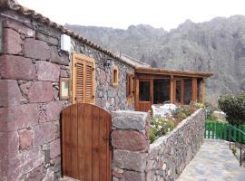 Casa Rural Morrocatana, Маска