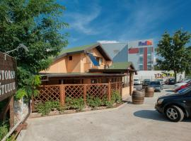 Motel Mustuluk, Даниловград
