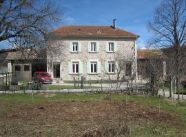 gites des gabriels, La Chapelle-en-Vercors (рядом с городом Les Ribauds)