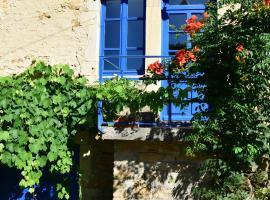 Gîte La Source, Grusse (рядом с городом Maynal)