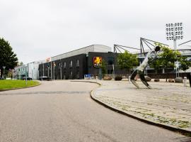 Hotel FC Nordsjælland, Farum (Birkerød yakınında)