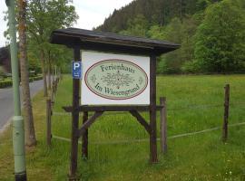 Ferienhaus Im Wiesengrund