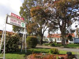 Highlander Haven Motel, Maryborough (Talbot yakınında)