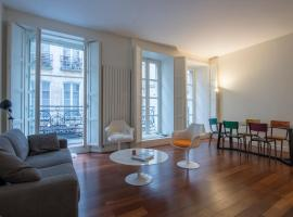 Appartement Beaubourg