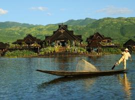 Myanmar Treasure Resorts Inle, Ньоншуэ