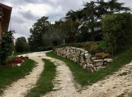 Campo della Corte, Castelpagano (Riccia yakınında)