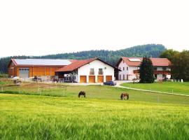 Reiterhof Hexental, Bogen