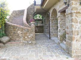 La Ginestra, Castel San Lorenzo (Roccadaspide yakınında)