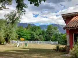 Casa Los Oleandros, Nono (Las Rabonas yakınında)