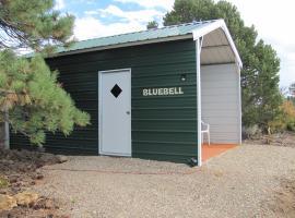 Bluebell Cabin, Verdure (Perto de Monticello)