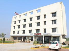 Hotel Virgo Seasons, Dahej (рядом с городом Keshrol)