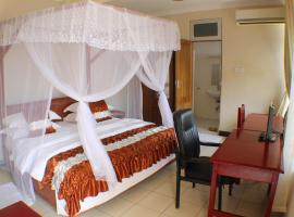 Stella Maris Hotel, Bagamoyo (рядом с регионом Saadani National Park)