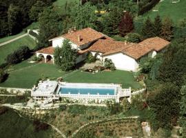 Villa la Vittoria, Pollone (Sordevolo yakınında)